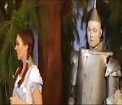 Parodia de El mago de Oz