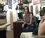 Horny agent in public hd Fucked in her favorite