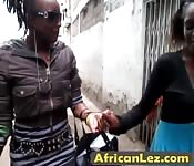 Black lesbians get super naughty
