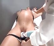 Her gyno is the greatest