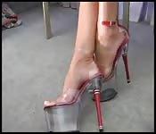 Innamorati dei piedi di Carmen