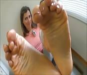 De très jolis pieds
