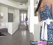 Latina Alexa Tomas Fucking Doggy Style