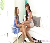 Alexis Adams And Bianca Breeze Get Laid