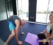 Jada Stevens Yoga Lessons