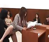 Avvocato giapponese incanta il giudice