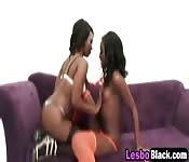 Monica Rae and Skyler Nicole make love