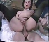 Liza Del Sierra takes hard anal