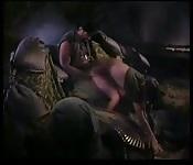 Jenna Jameson soldato del sesso
