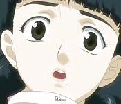Une baise en animation du Japon