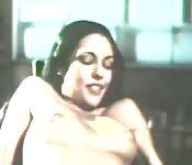 ingratiatingly hot retro blowjob