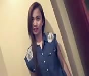 Dolce troietta scopata nelle Filippine