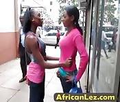 Amazing sluts in hot lesbian action