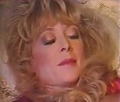Sexy blonde MILF porn
