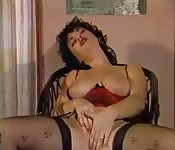 Vintage porn movie shows how oldtimers used to fuck.