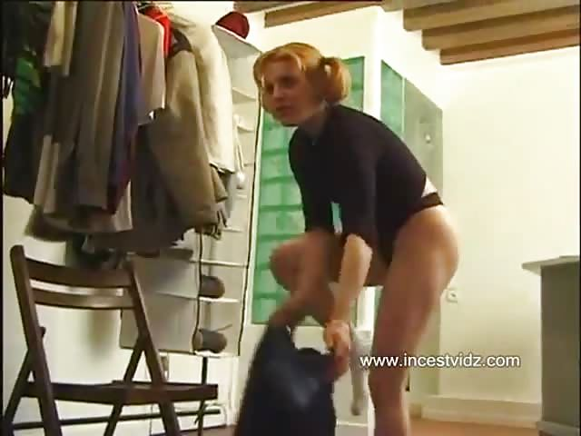 Mom wants a taboo relationship with not her son - 3 part 9