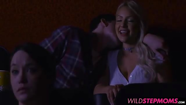 Getting fucked in the cinema Cinema Is Perfect Place For Sex Pornburst Xxx