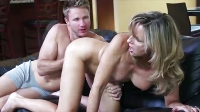 She gets 22 minutes of triple big black dick treatment - 58 part 2
