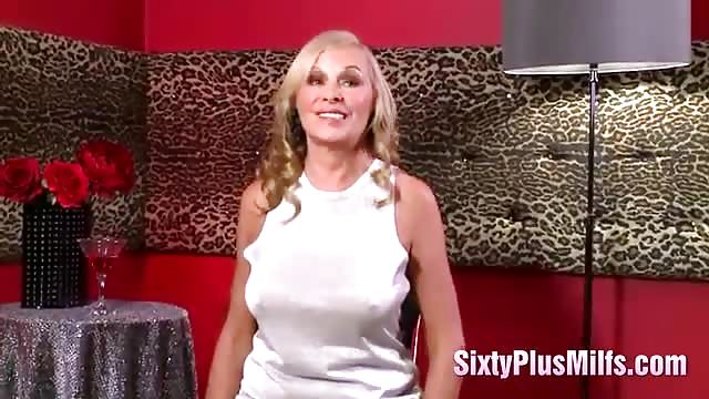 Young milf gets interviewed and fucked video 5