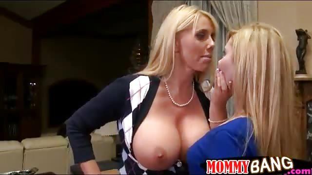Rocco Granny Teen Threesome