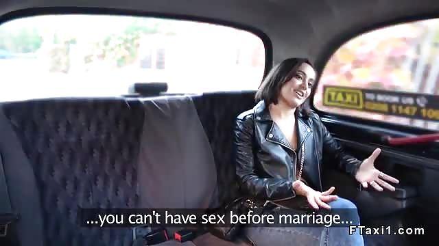 Fake porn czech taxi CZECH TAXI